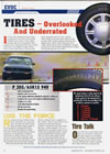 Learn about tires at Advanced Driver Training